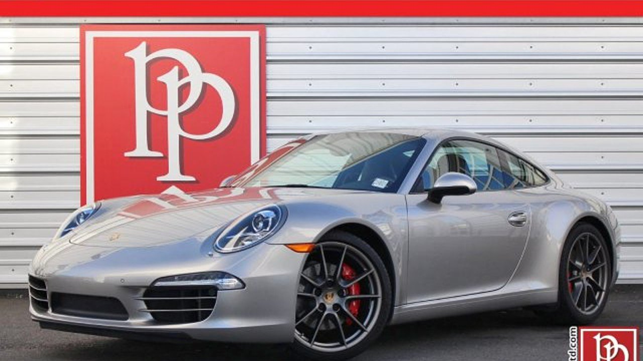 2013 Porsche 911 Carrera S Coupe for sale 100924020