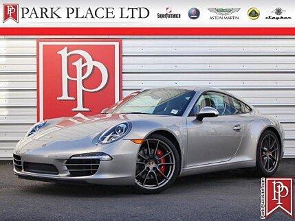 2013 Porsche 911 Carrera S Coupe for sale 100924020