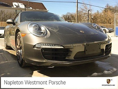 2013 Porsche 911 Carrera Cabriolet for sale 100978297