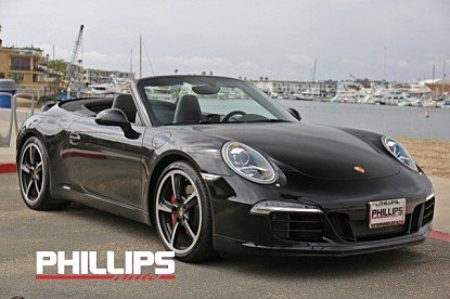 2013 Porsche 911 Carrera S Cabriolet for sale 100984146