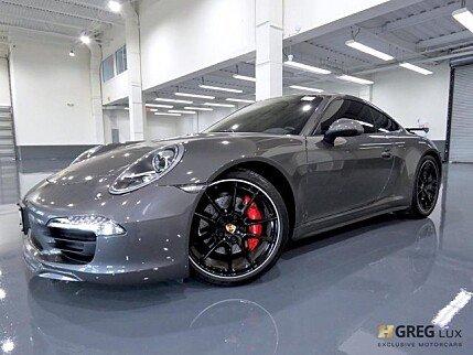 2013 Porsche 911 Carrera S Coupe for sale 100988337