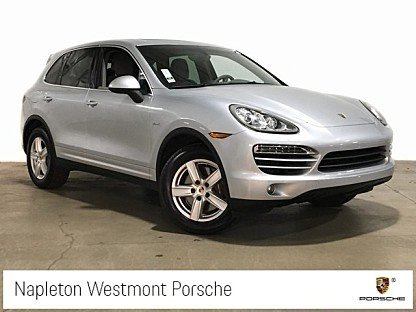 2013 Porsche Cayenne Diesel for sale 101026615