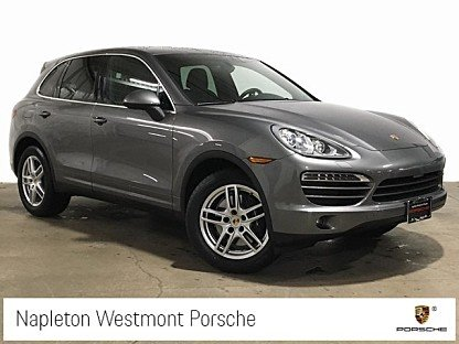 2013 Porsche Cayenne for sale 101044573