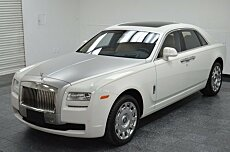 2013 Rolls-Royce Ghost for sale 100844171