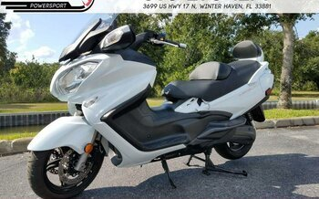 2013 Suzuki Burgman 650 for sale 200588919