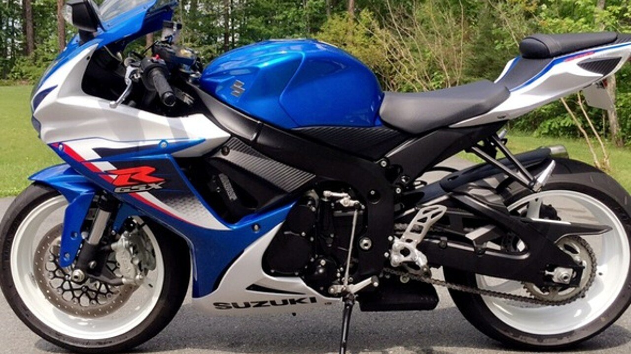 2013 Suzuki GSX-R600 for sale 200421710