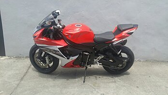 2013 Suzuki GSX-R600 for sale 200468992