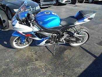 2013 Suzuki GSX-R600 for sale 200521486