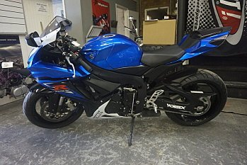 2013 Suzuki GSX-R600 for sale 200527899