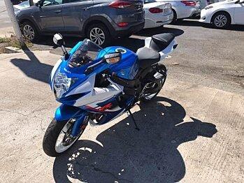 2013 Suzuki GSX-R600 for sale 200548463