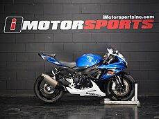 2013 Suzuki GSX-R600 for sale 200468264