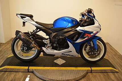 2013 Suzuki GSX-R600 for sale 200491189