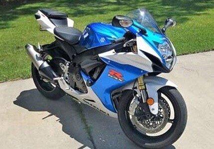 2013 Suzuki GSX-R750 for sale 200491833