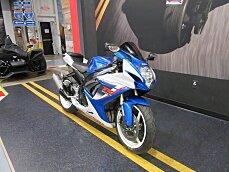 2013 Suzuki GSX-R750 for sale 200512070