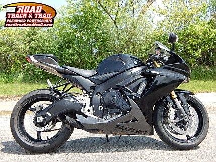2013 Suzuki GSX-R750 for sale 200582865