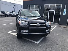 2013 Toyota 4Runner 4WD for sale 100976105
