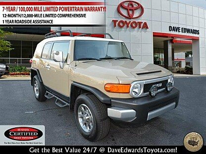 2013 Toyota FJ Cruiser 4WD for sale 100837910
