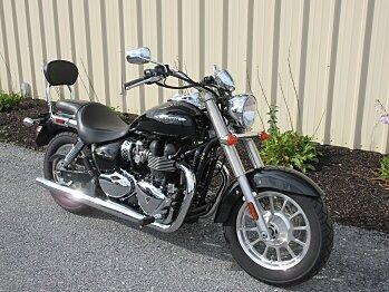 2013 Triumph America for sale 200503135