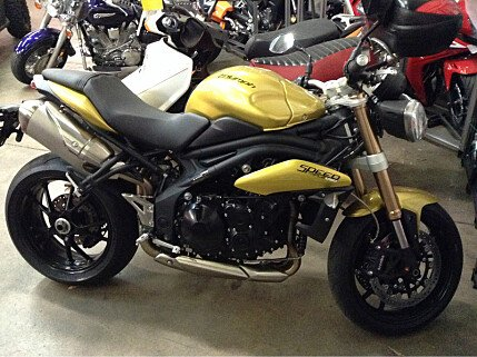 2013 Triumph Speed Triple for sale 200501900