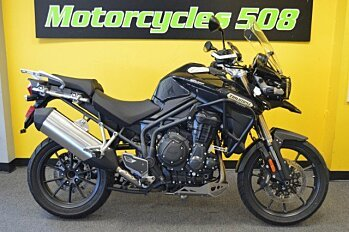 2013 Triumph Tiger Explorer for sale 200391172
