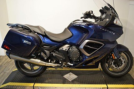 2013 Triumph Trophy SE for sale 200495989