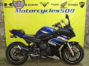 2013 Yamaha FZ6R for sale 200482578