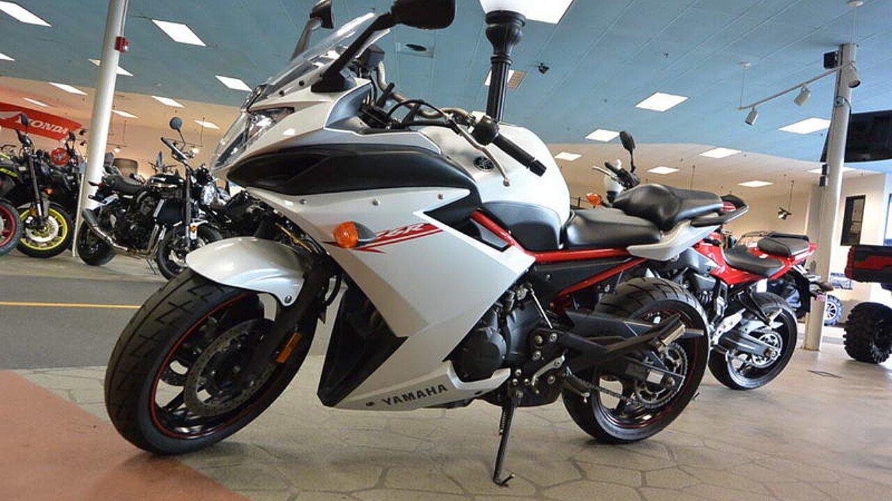 2013 Yamaha FZ6R for sale 200598196