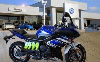 2013 Yamaha FZ6R for sale 200490570