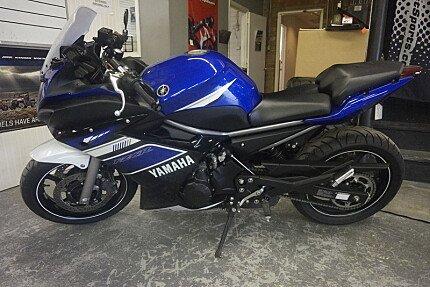 2013 Yamaha FZ6R for sale 200532823