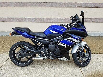 2013 Yamaha FZ6R for sale 200580555