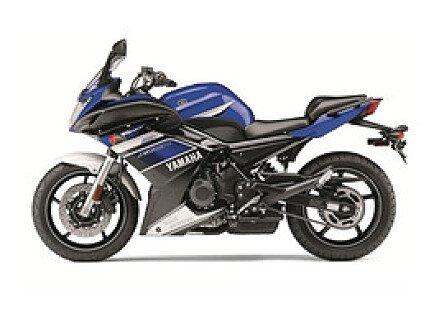 2013 Yamaha FZ6R for sale 200593196