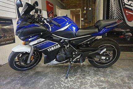 2013 Yamaha FZ6R for sale 200593397