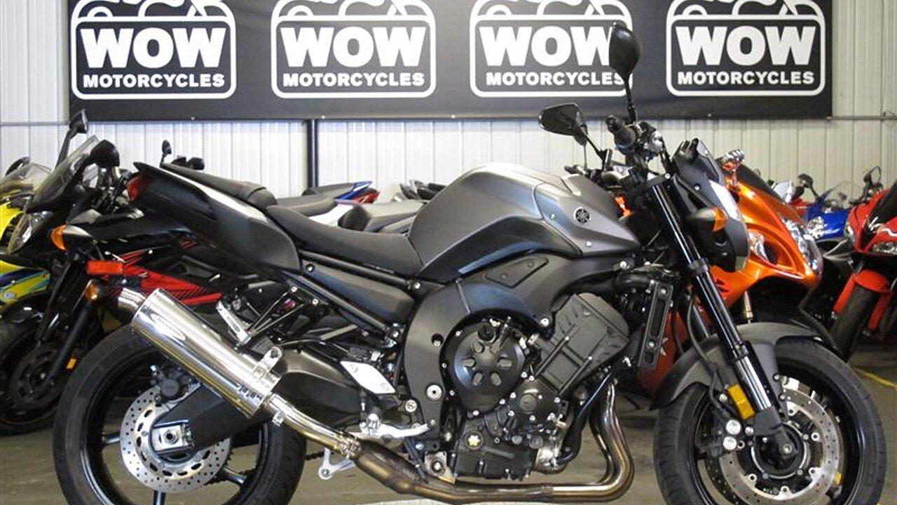 2013 Yamaha FZ8 for sale 200445451