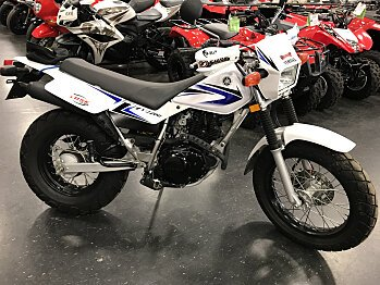 2013 Yamaha TW200 for sale 200584829