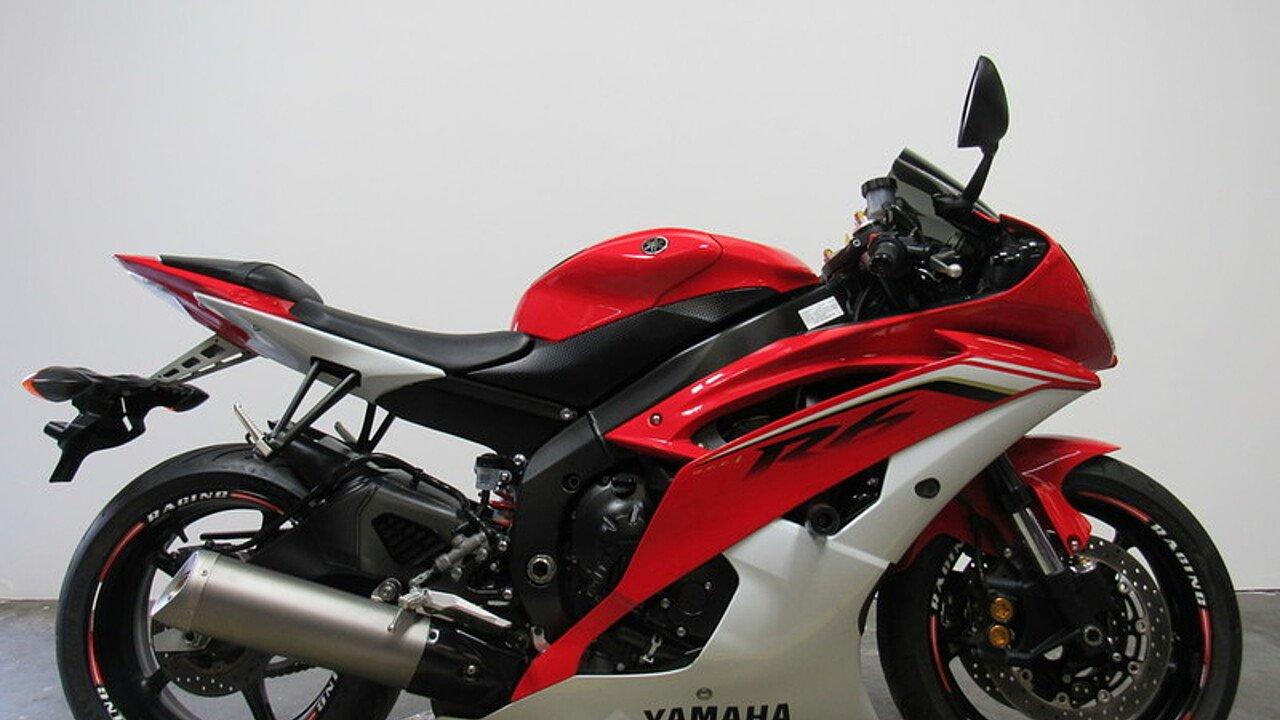 2013 Yamaha YZF-R6 for sale 200431454