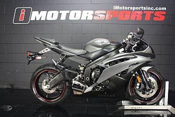 2013 Yamaha YZF-R6 for sale 200473179