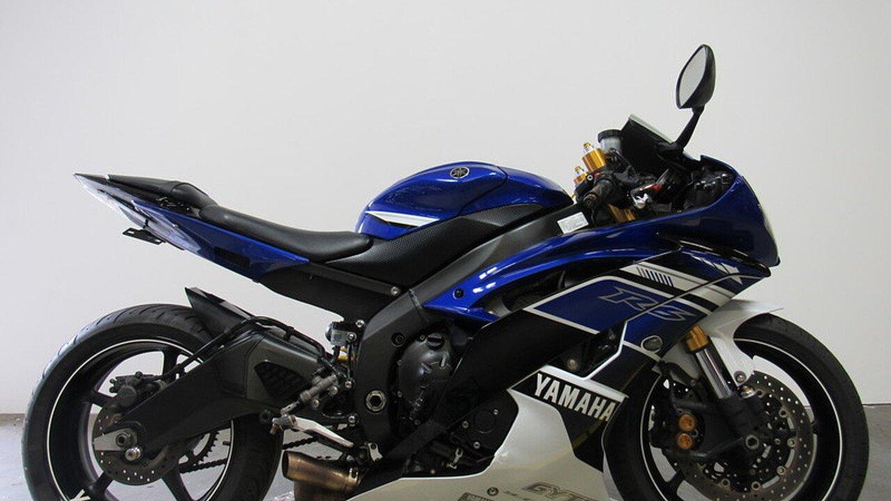 2013 Yamaha YZF-R6 for sale 200485511