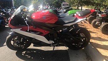 2013 Yamaha YZF-R6 for sale 200614188