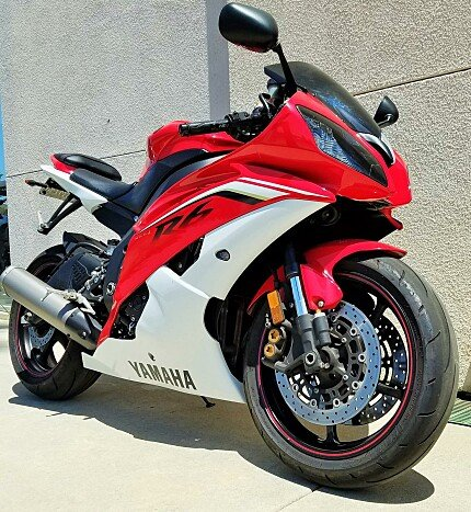 2013 Yamaha YZF-R6 for sale 200640147