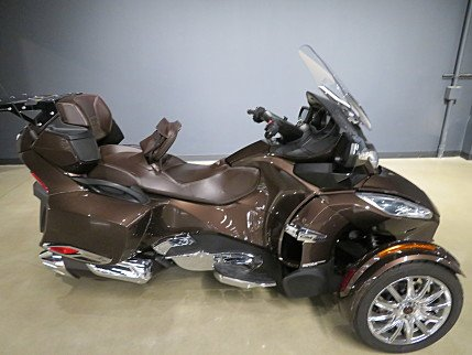 2013 can-am Spyder RT for sale 200625894