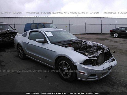 2013 ford Mustang Coupe for sale 101015678
