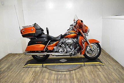 2013 harley-davidson CVO for sale 200625614