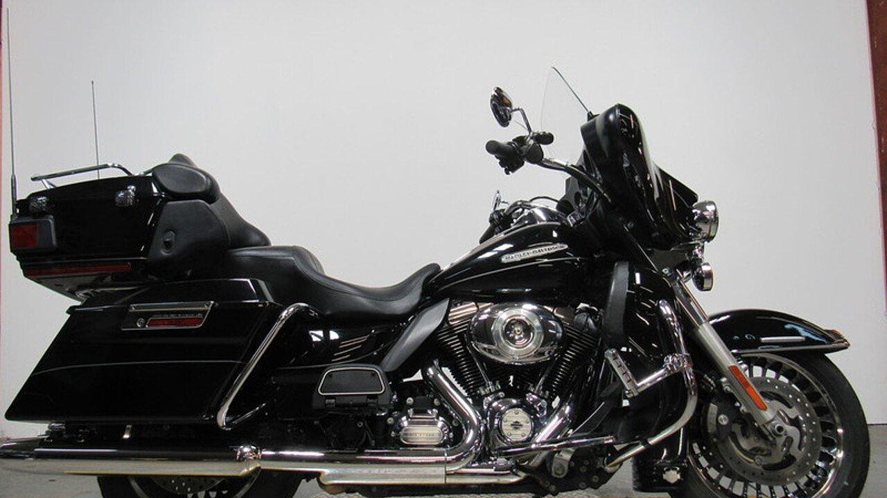 2013 harley-davidson Touring for sale 200579327
