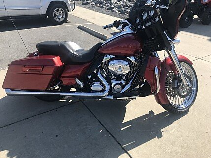 2013 harley-davidson Touring for sale 200574877
