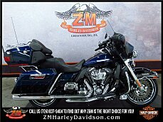 2013 harley-davidson Touring for sale 200606107