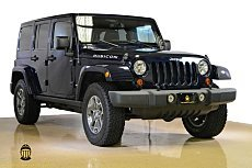 2013 jeep Wrangler 4WD Unlimited Rubicon for sale 100983694