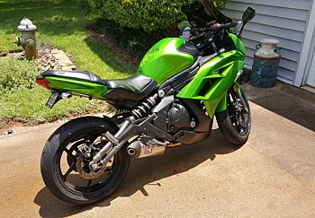 2013 kawasaki Ninja 650 for sale 200523375