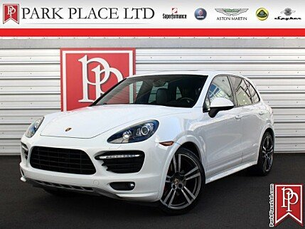 2013 porsche Cayenne GTS for sale 101030066
