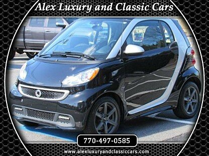 2013 smart fortwo Coupe for sale 100821927