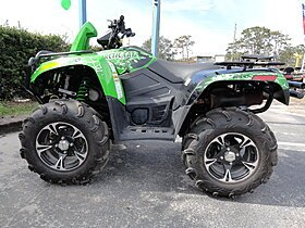 2014 Arctic Cat MudPro 700 Limited for sale 200528646